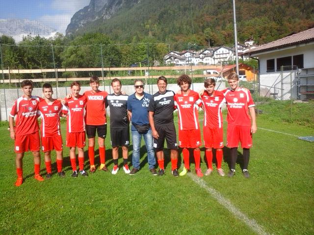 Giovanissimi del Vicenza Calcio